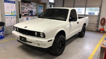 BMW-Toyota-Pickup